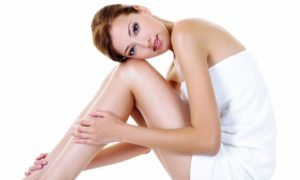 IPL laser hair removal treatment