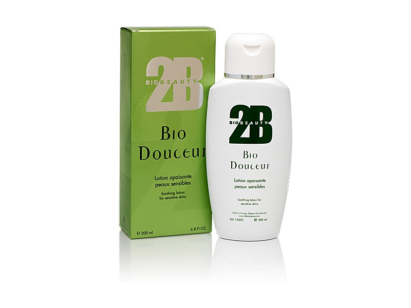 2B Bio Douceur – Soothing lotion for sensitive skins